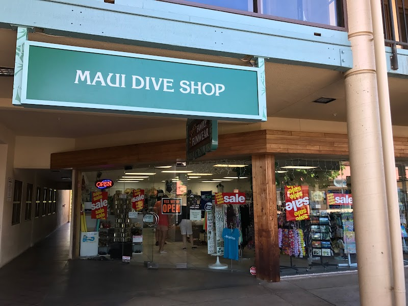 Photo de Maui Dive Shop